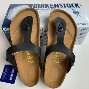 NWB BIRKENSTOCK Gizeh Size 36